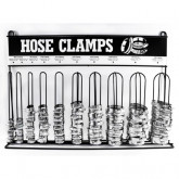 Hose Clamp Rack Assortment HCR100